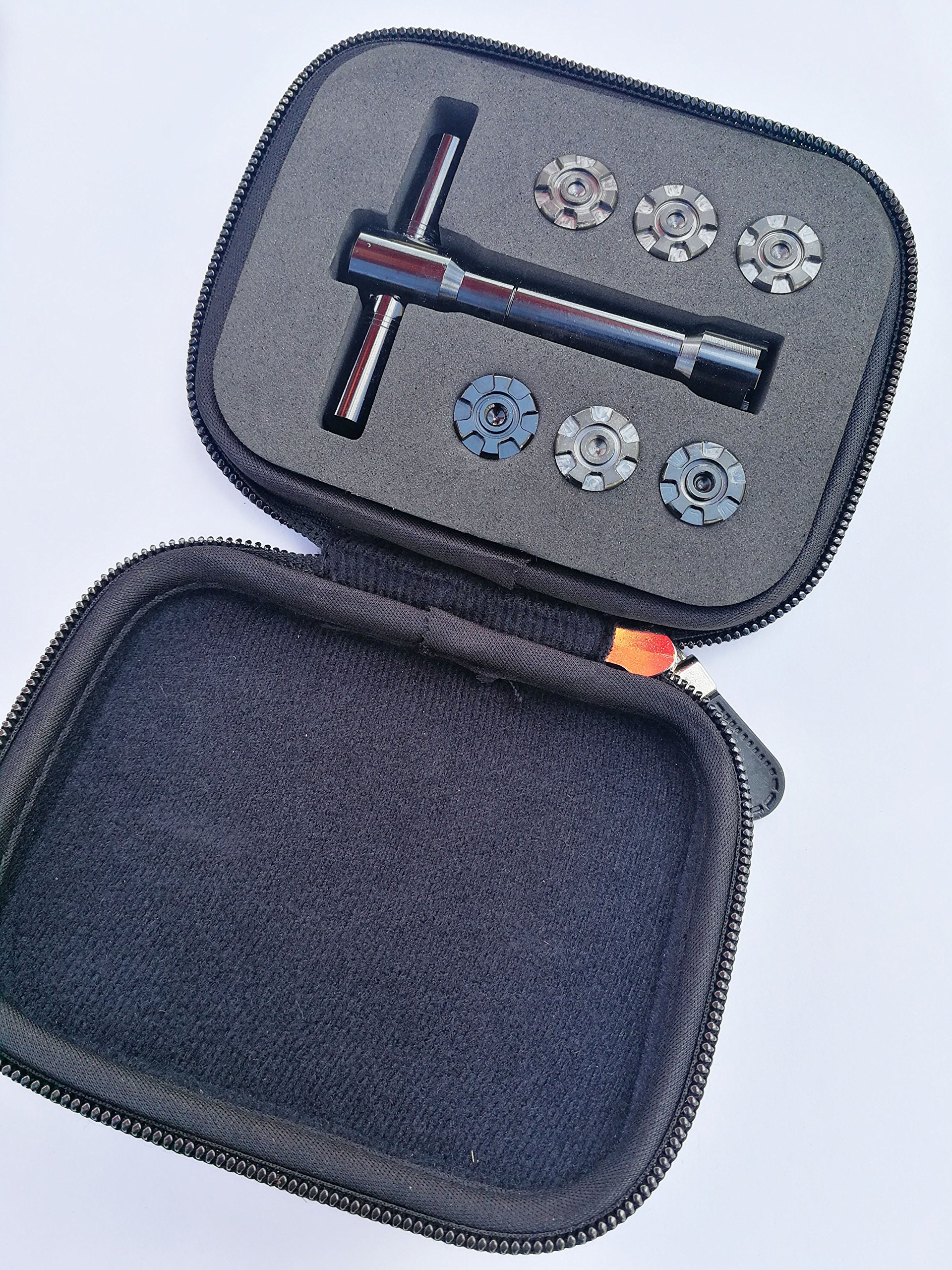 Histar Golf Weights Scews Kit + Wrench + Case for Ping G25 I25 fit Driver Fairway Wood Hybrid by Histar (Image #7)