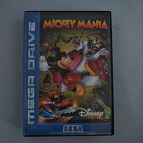 Mickey Mania (Mega Drive): Amazon co uk: PC & Video Games