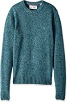 Original Penguin Men's Twisted Yarn Crew Sweater