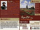 Masterpiece Artist Canvas 44062 Monet PRO