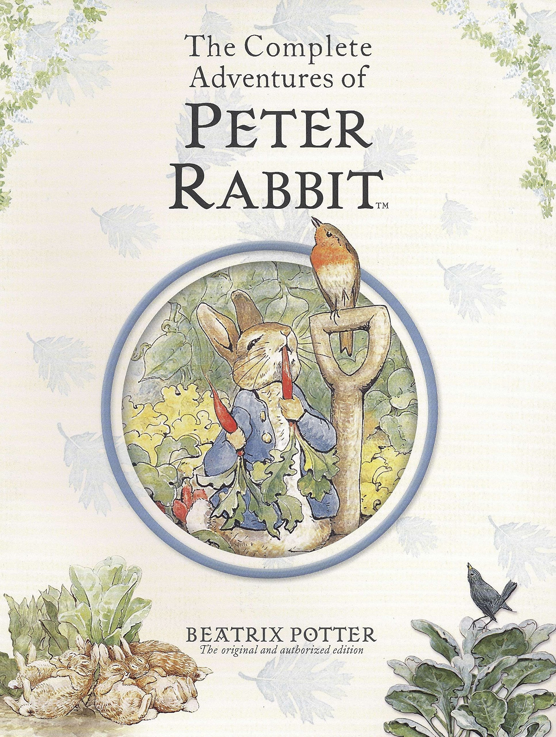 The Complete Adventures of Peter Rabbit R/I ebook
