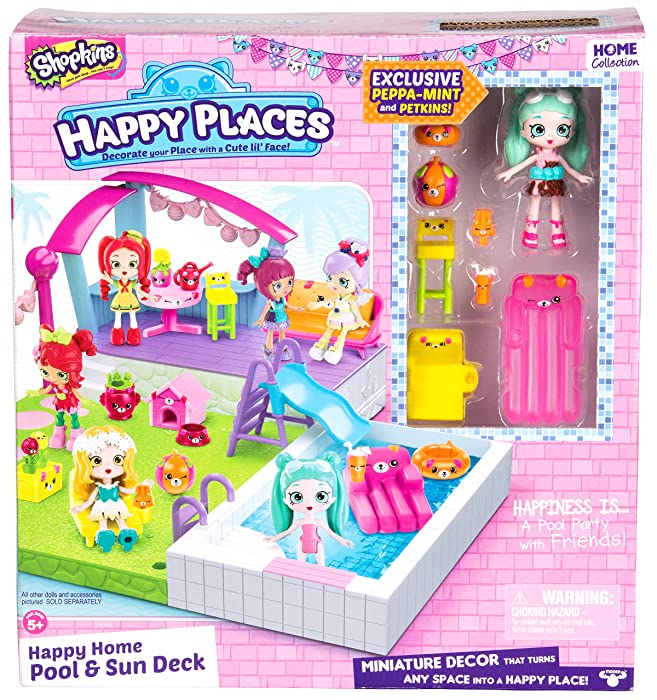 The Best Shopkins Delux Food Court