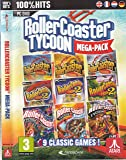Rollercoaster Tycoon 9 Game Megapack (PC DVD) (輸入版)