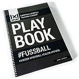 1x1SPORT Le fameux Playbook de Football, pour présentation de jeux sur le terrain et aide à l'entraînement pour le football