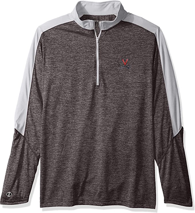 Ouray Sportswear NCAA Youth-Unisex Youth Electrify 1//2 Zip