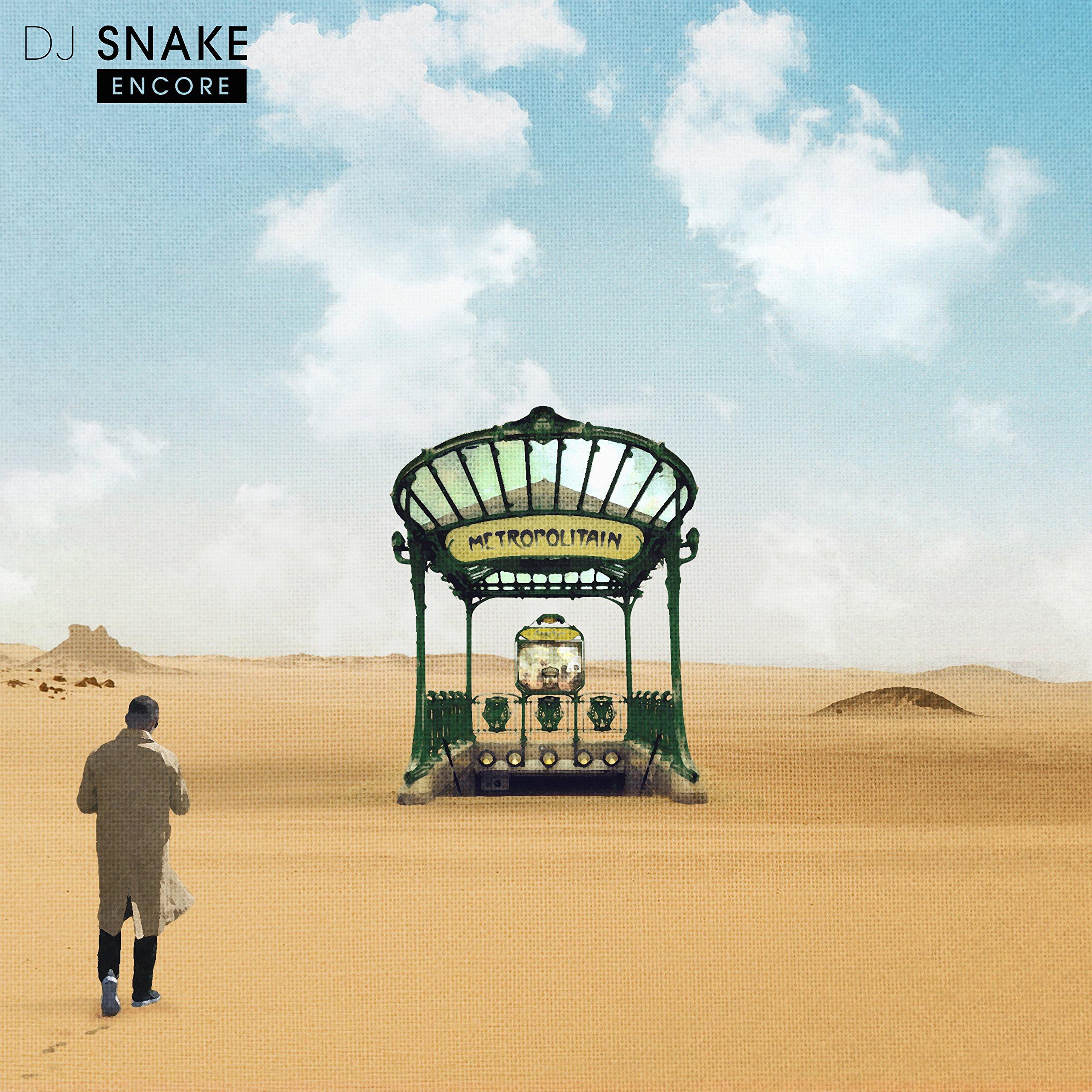 CD : DJ Snake - Encore [Explicit Content]