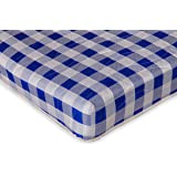 Visco Therapy Economy Spring Rolled Mattress - Single, Blue