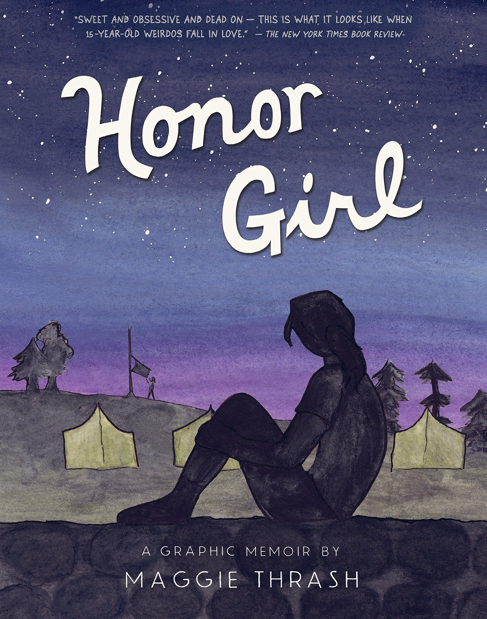 Download Honor Girl: A Graphic Memoir pdf epub