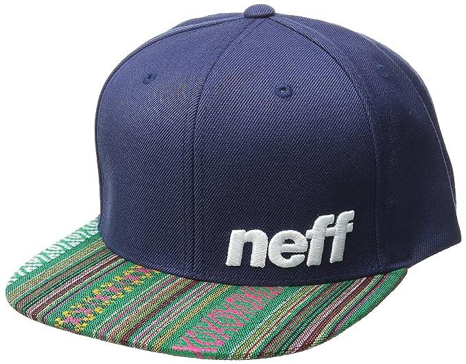 Neff QNF0103, Visera Unisex Adulto, Azul (Navy Native), U