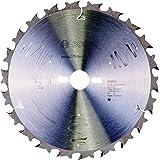 Bosch 2 608 642 502  - Hoja de sierra circular Expert for Wood - 250 x 30 x 3,2 mm, 22 (pack de 1)