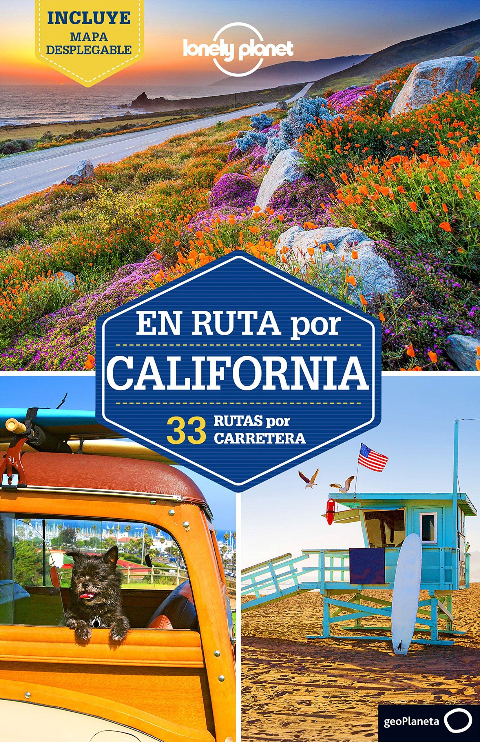 En ruta por California 1: 33 Rutas por carretera Guías En ruta ...