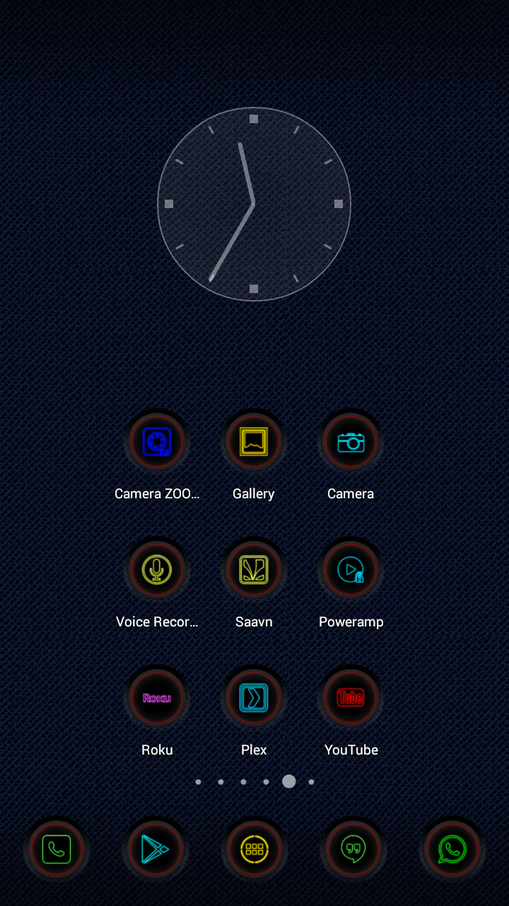 Neon Icon Pack Theme: Amazon.es: Appstore para Android