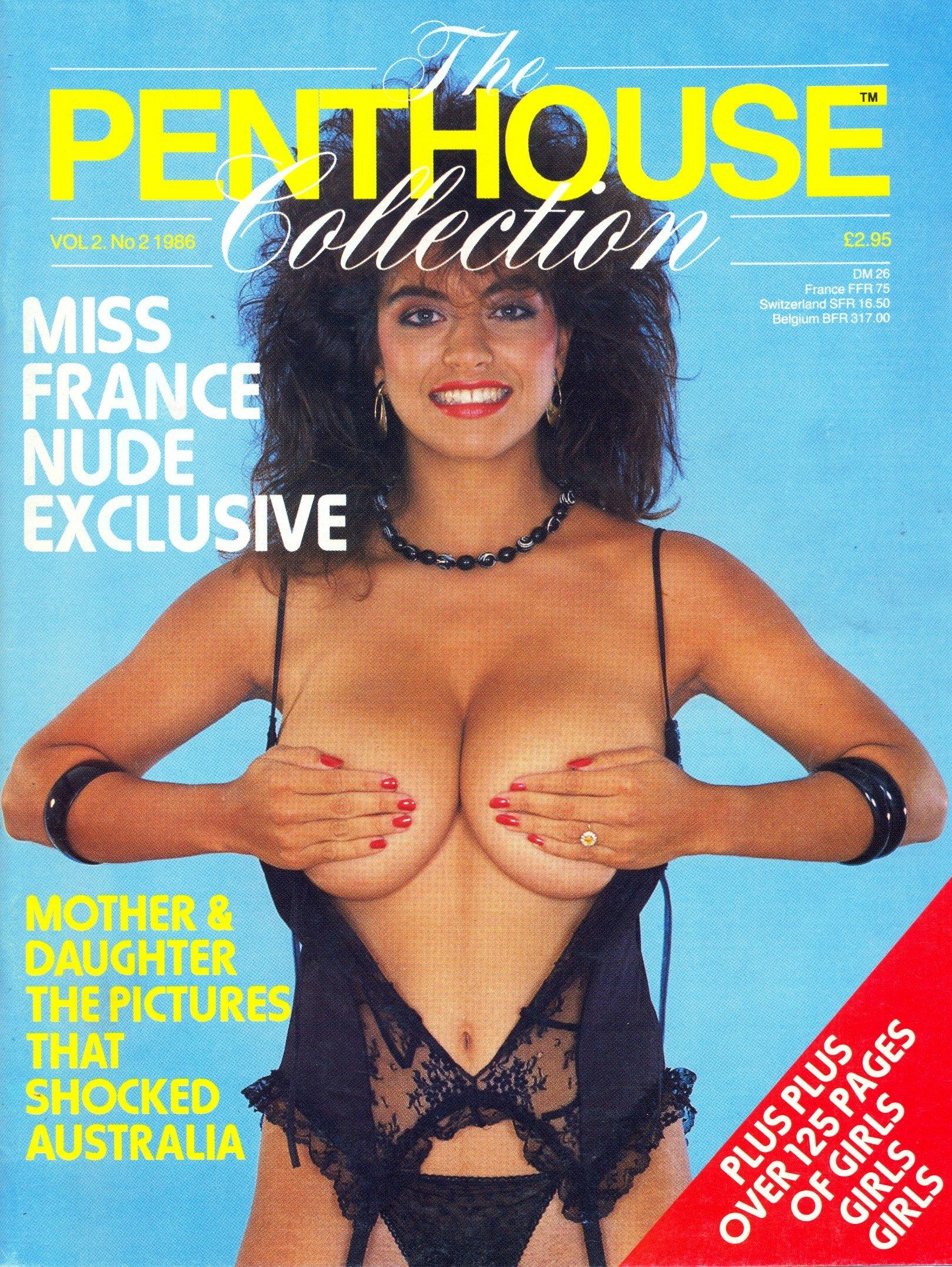 Miss france naked
