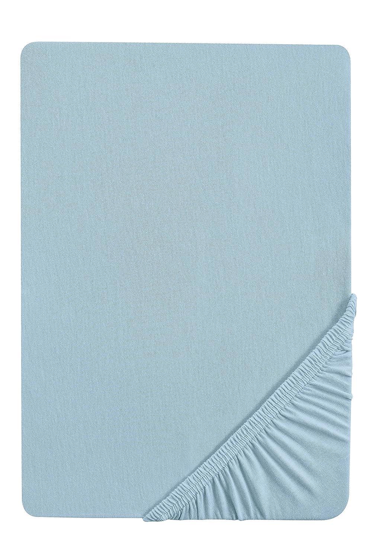 Biberna Babybettw/äsche Meerestiere Unterwasser in Blau//Flanell 40 x 60 100 x 135 cm