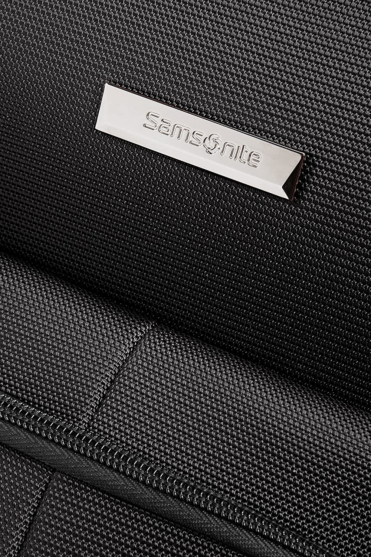 SAMSONITE XBR Black Laptop Backpack 15.6 Zaino Casual 22 liters 48 cm Nero
