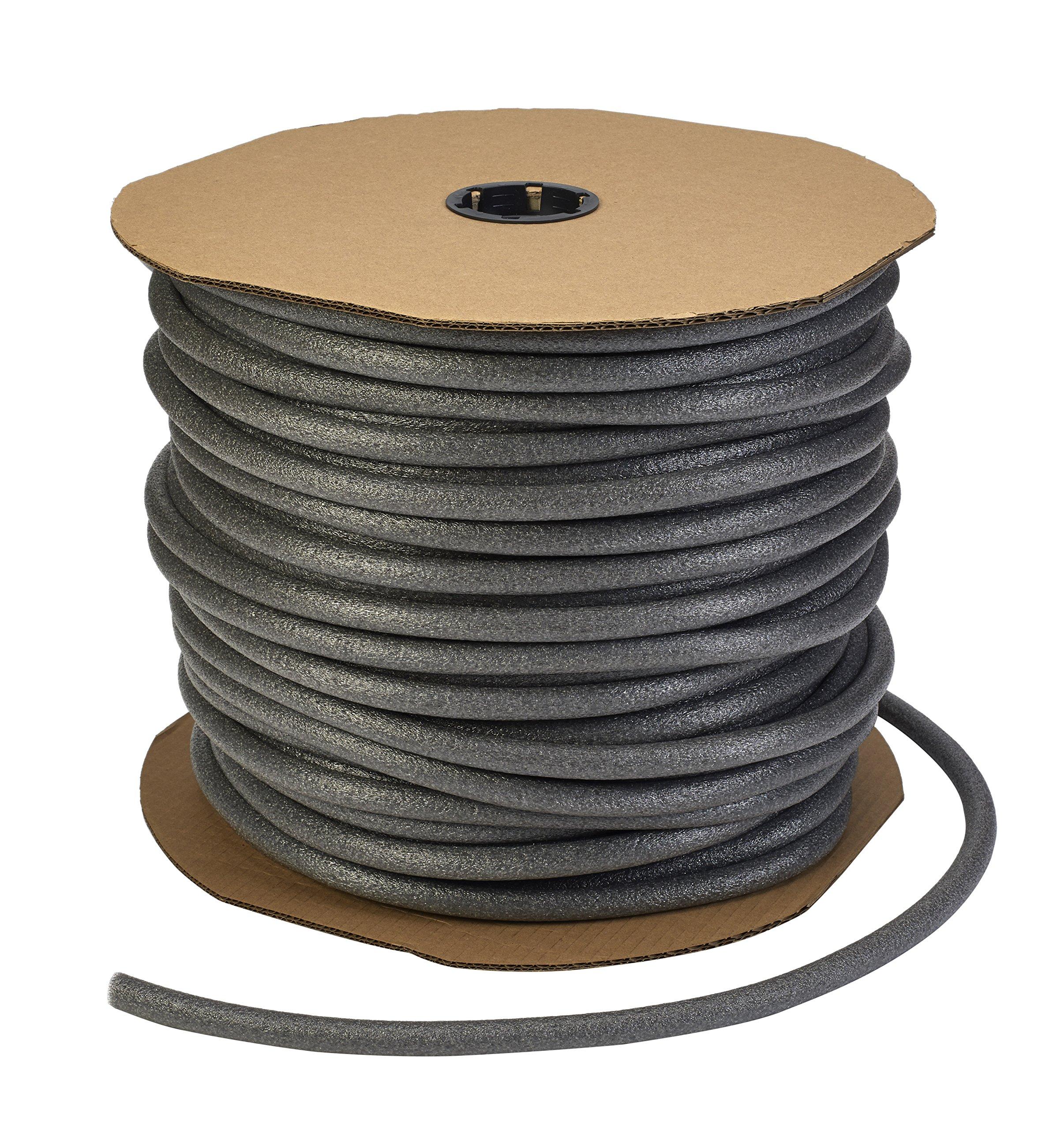 Mutual Industries 250-0-0 Standard Backer Rod, 4000 Linear Feet, 1/4''