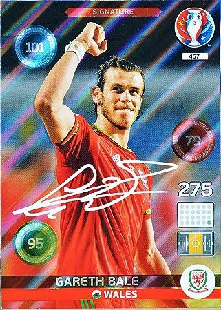 1a7f917fa carte PANINI EURO 2016 #457 Gareth Bale: Amazon.fr: Jeux et Jouets