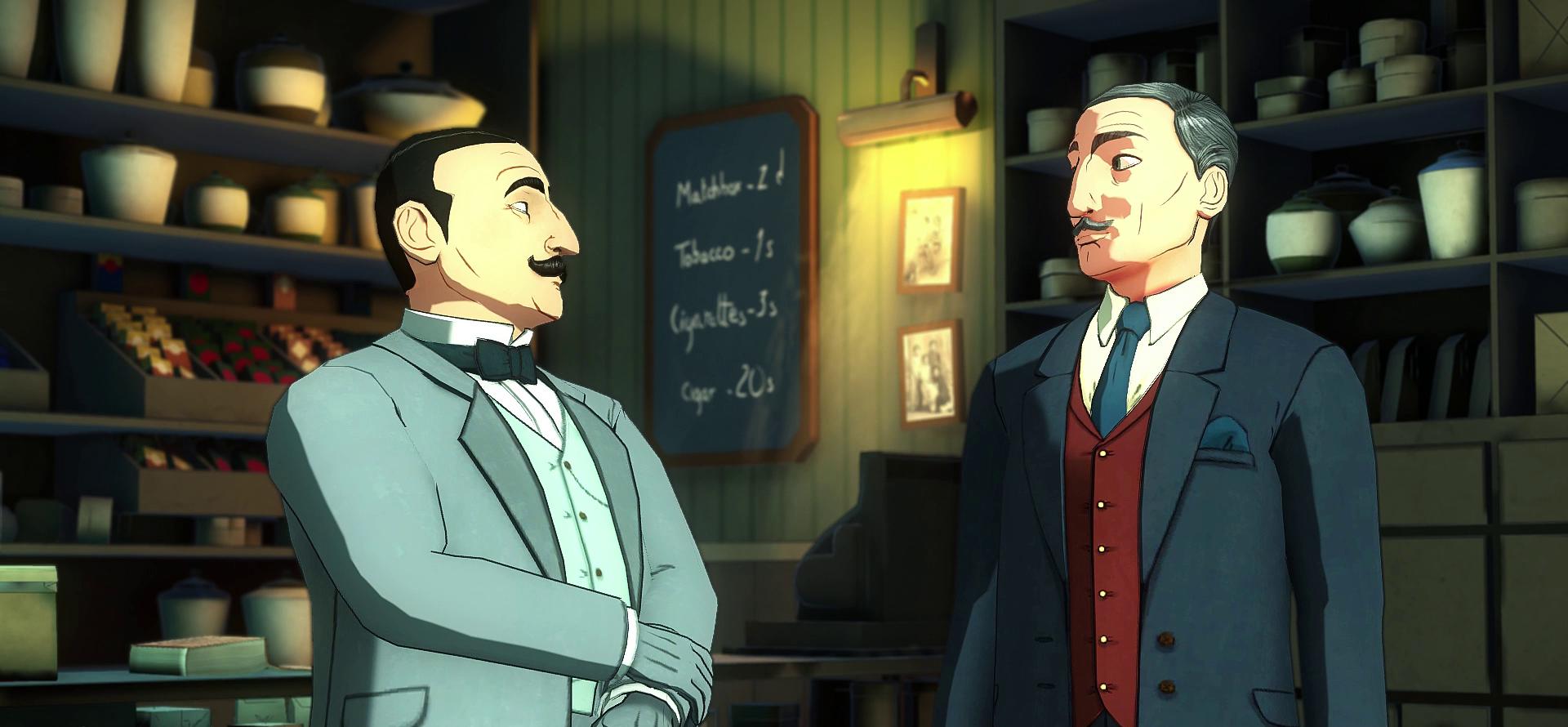 Agatha Christie : The ABC Murders [Online Game Code]