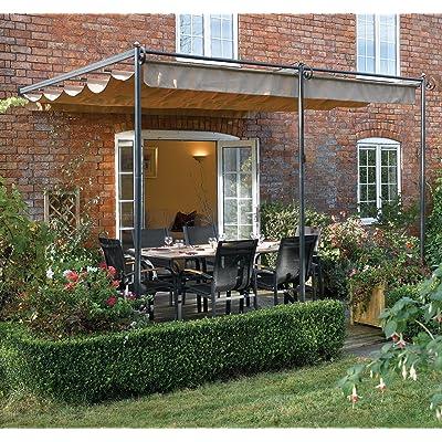 Bosmere A024 Rowlinson Replacement Canopy : Garden & Outdoor