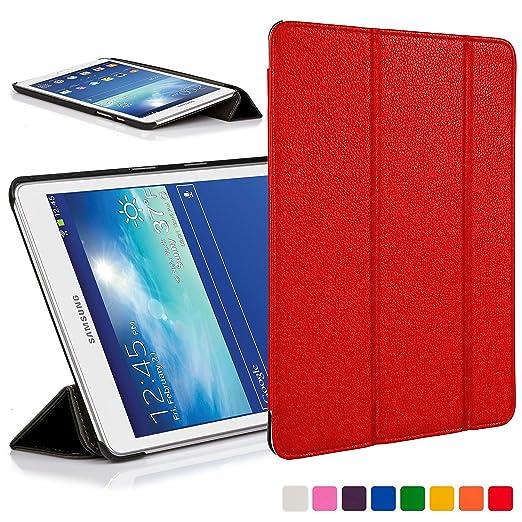 82 opinioni per Forefront Cases® Samsung Galaxy Tab 3 Lite 7.0 SM-T110 Smart Case Cover Custodia