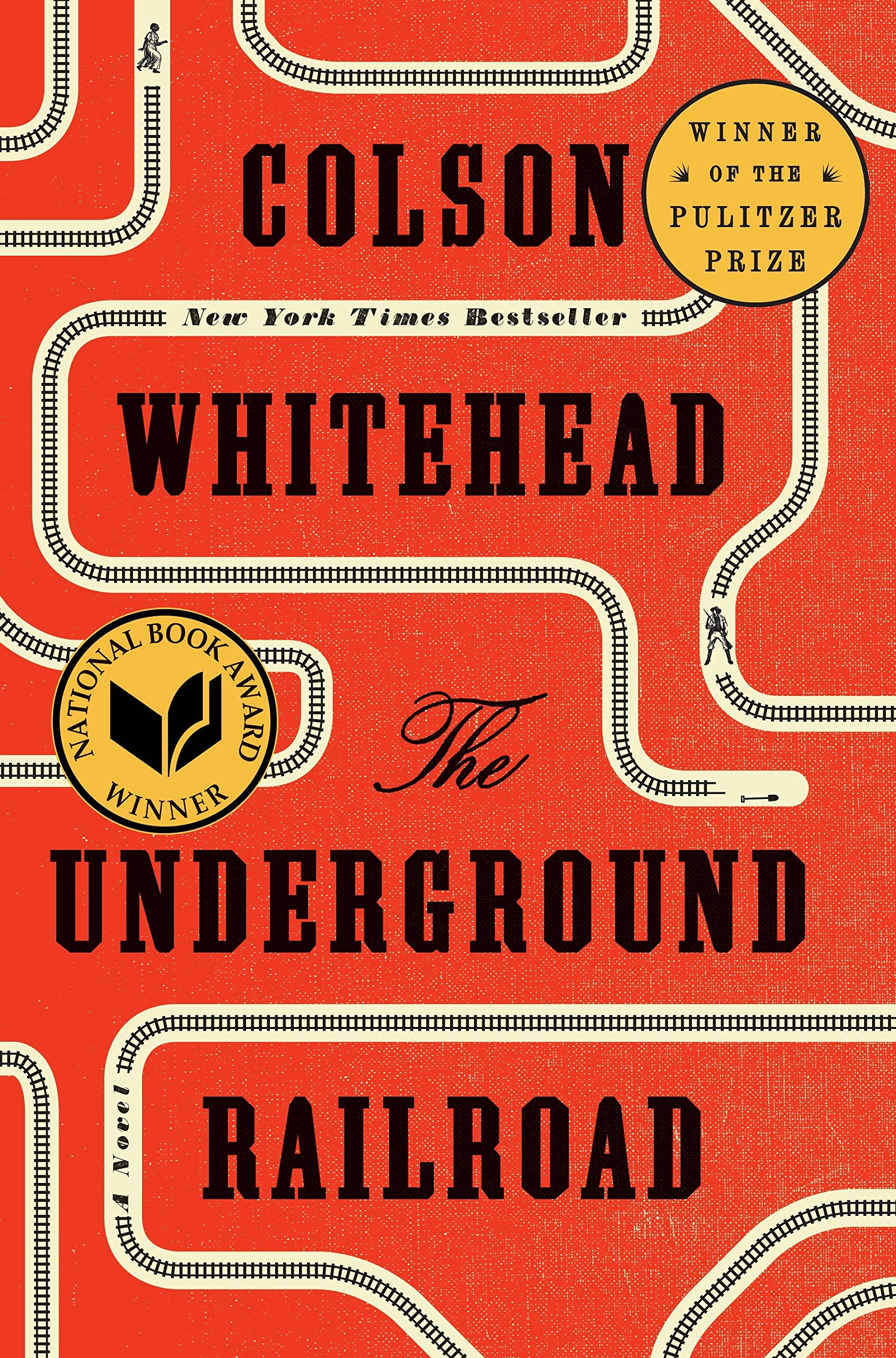 Amazon.com: The Underground Railroad (Pulitzer Prize Winner ...