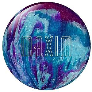 Ebonite-Maxim-Bowling-Ball-Black-Purple-Gold-10-Pound-Reviews