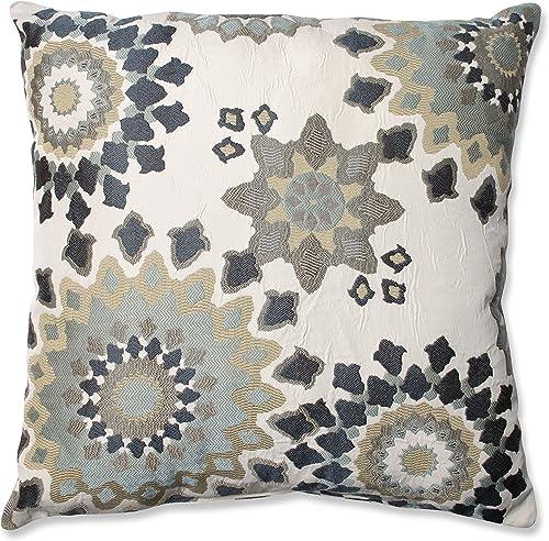 Pillow Perfect Marais Floor Pillow, 24.5-Inch