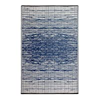Fab Habitat Reversible Rugs - Indoor or Outdoor Use - Stain Resistant, Easy to Clean...