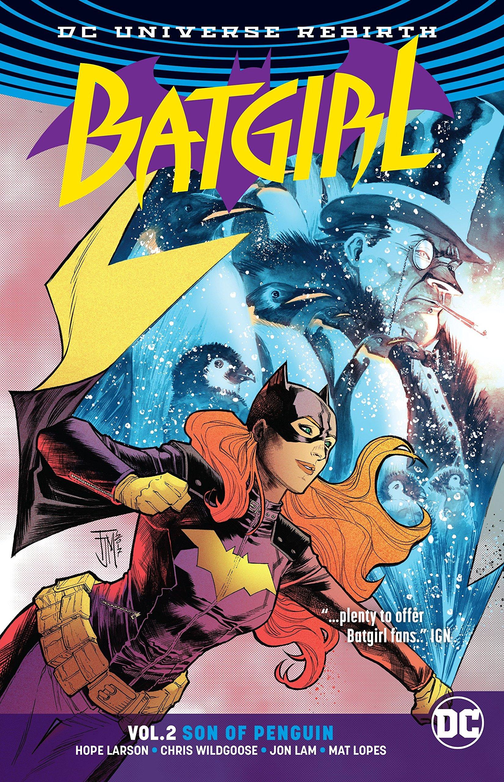 """Résultat de recherche d'images pour """"batgirl rebirth"""""""