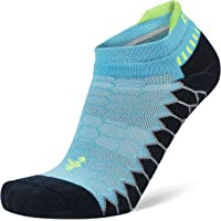 Balega Silver No-Show Compression-Fit Running Socks for Men and Women (1 Pair)