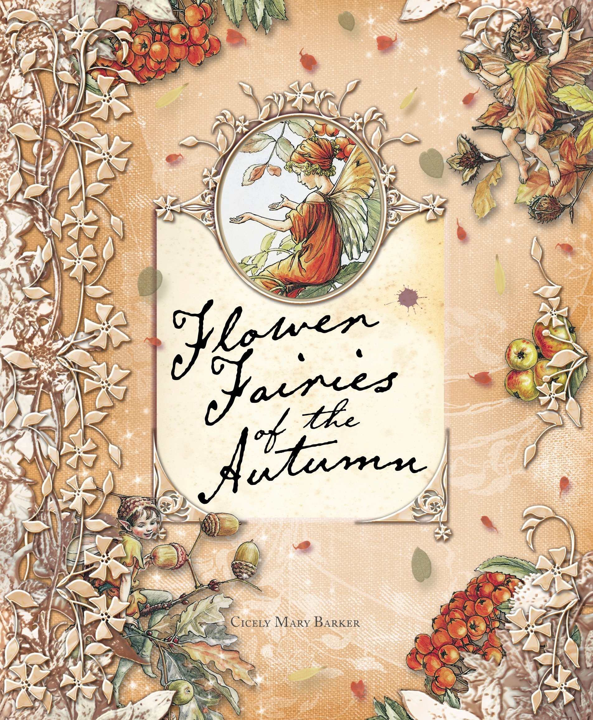 Read Online Flower Fairies of the Autumn ebook