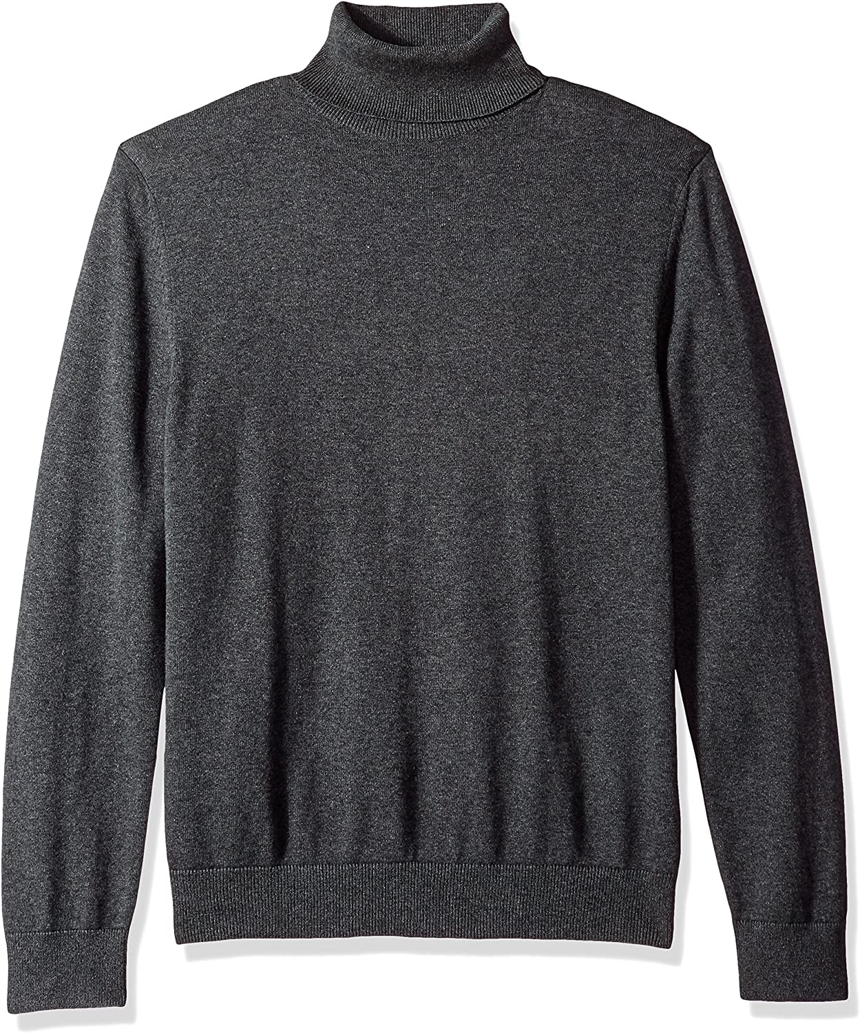 French Connection Mens Portrait Wool Roll Neck