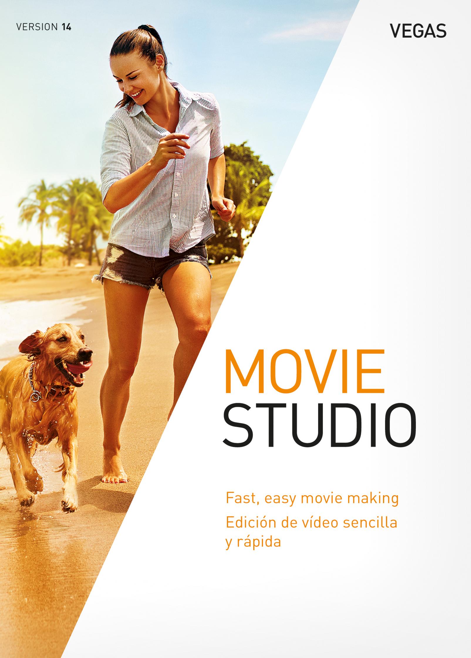 VEGAS Movie Studio 14 Download product image
