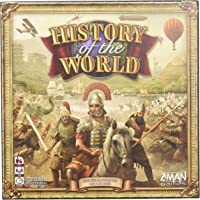 Fantasy Flight Games Current Edition History of The World Board Game