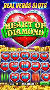 Slots-Heart of Diamonds Casino from Larry Mason