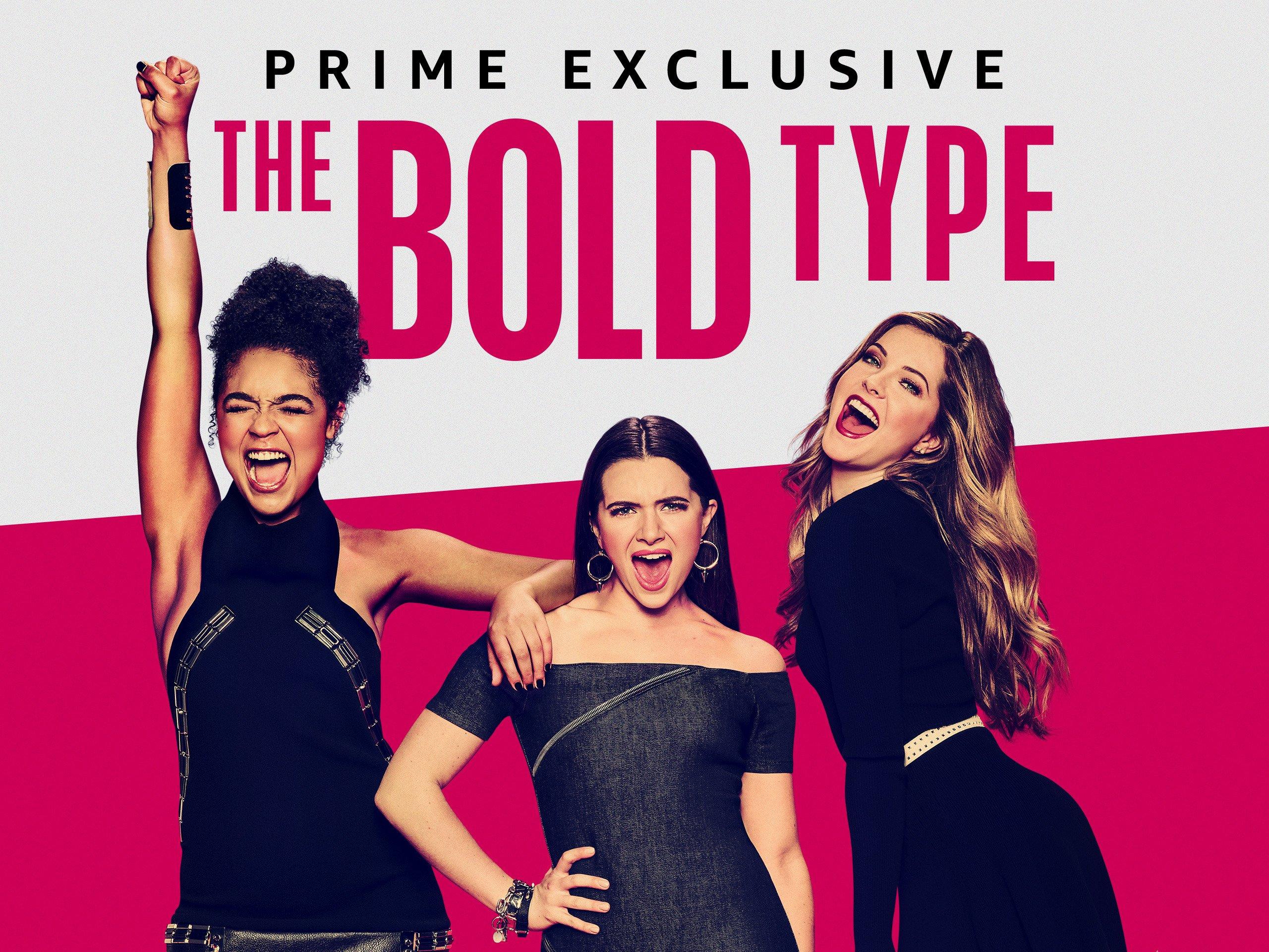 The Bold Type Amazon