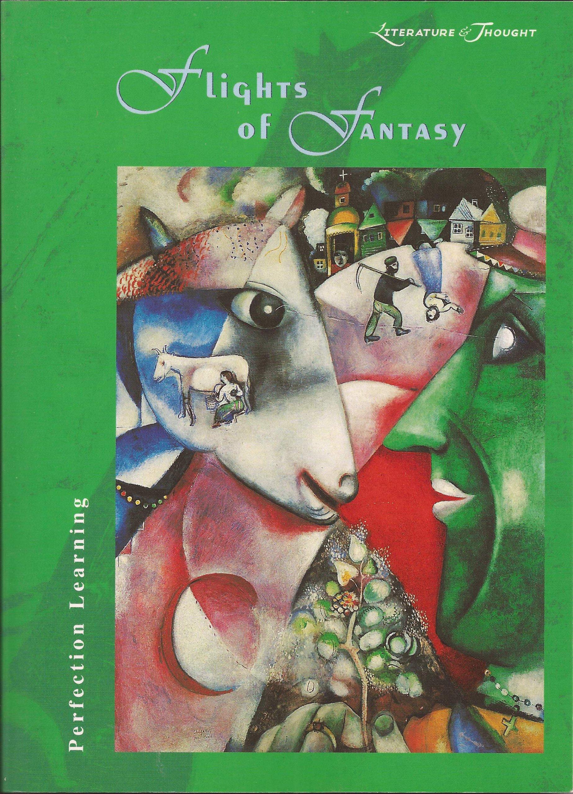 Flights of Fantasy (Literature & Thought) Text fb2 ebook