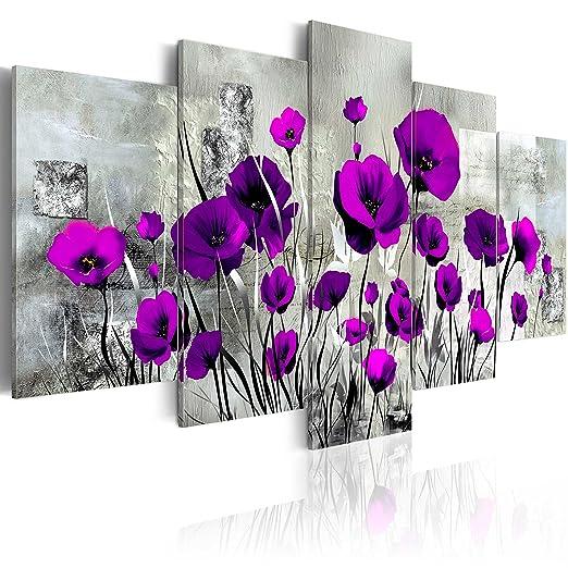 108 opinioni per murando- Quadro 200x100 cm- 5 Parti- Quadro su tela fliselina- Stampa in qualita