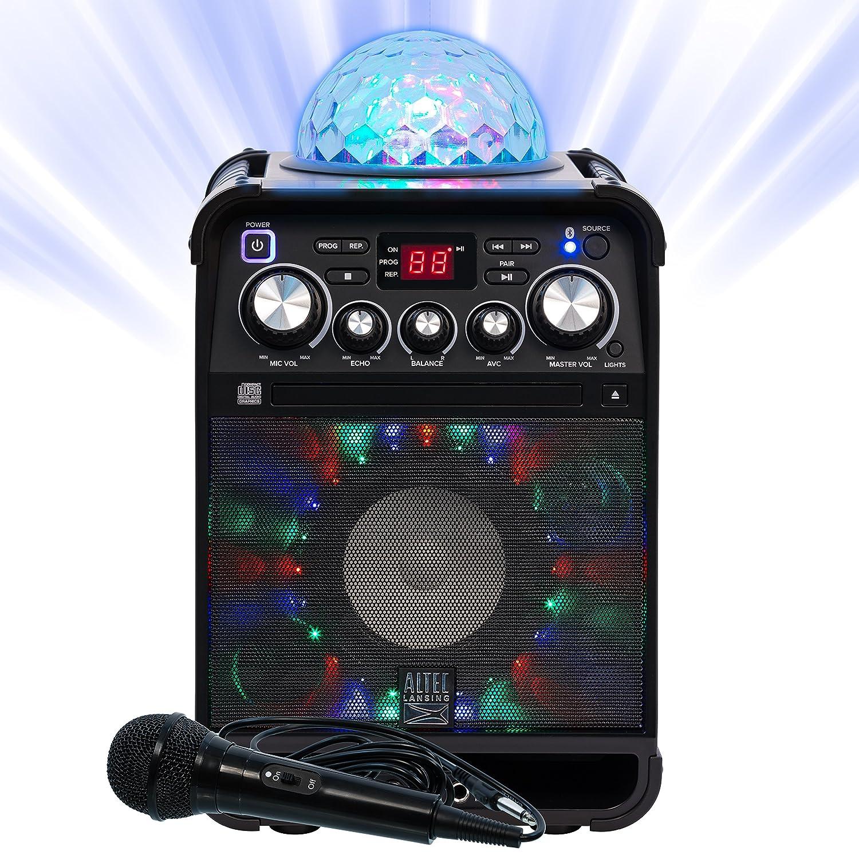 Altec Lansing Party Star Karaoke Machine ALP-K500