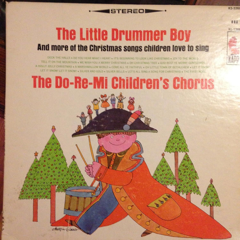 Children\'s chorus - The Do-re-mi Children\'s Chours Little Drummer ...