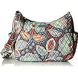 e60033ab70fb Vera Bradley On the Go Everyday Crossbody Bag (Marrakesh with Solid ...