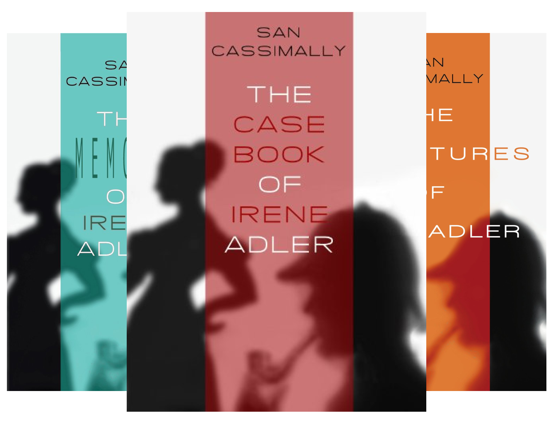 The Irene Adler Trilogy (5 Book Series)