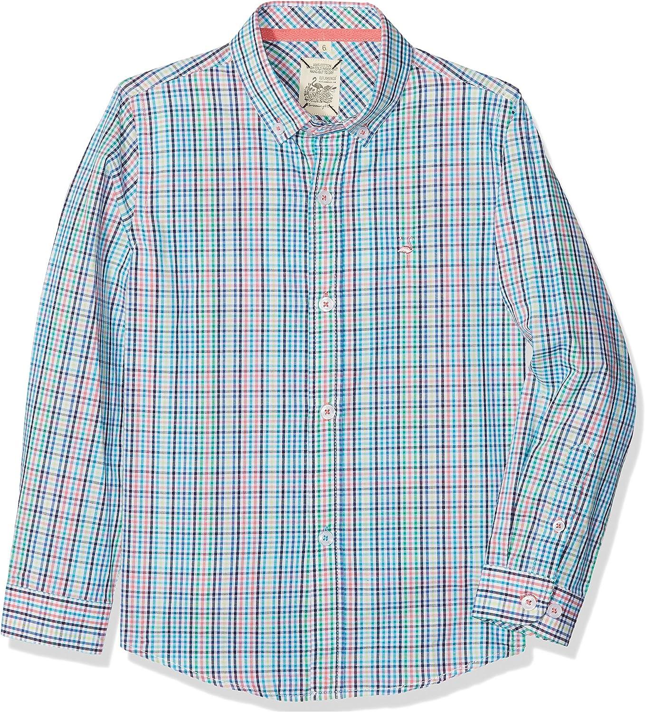 EL FLAMENCO Casual Camisa, Multicolor (Multicolor 1), 10 años ...