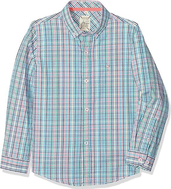 EL FLAMENCO Casual Camisa, Multicolor (Multicolor 1), 10 años (Tamaño del Fabricante:10) para Niños: Amazon.es: Ropa y accesorios