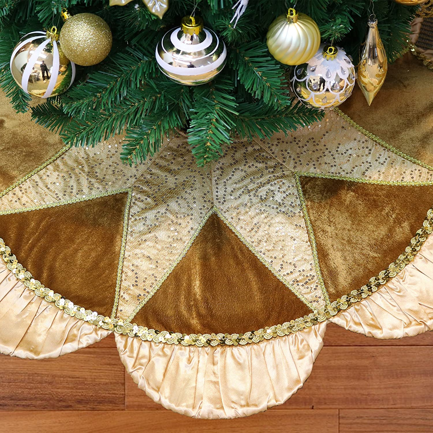 Velvet Tree Skirt Uk Latest and Best Model Skirt 2018