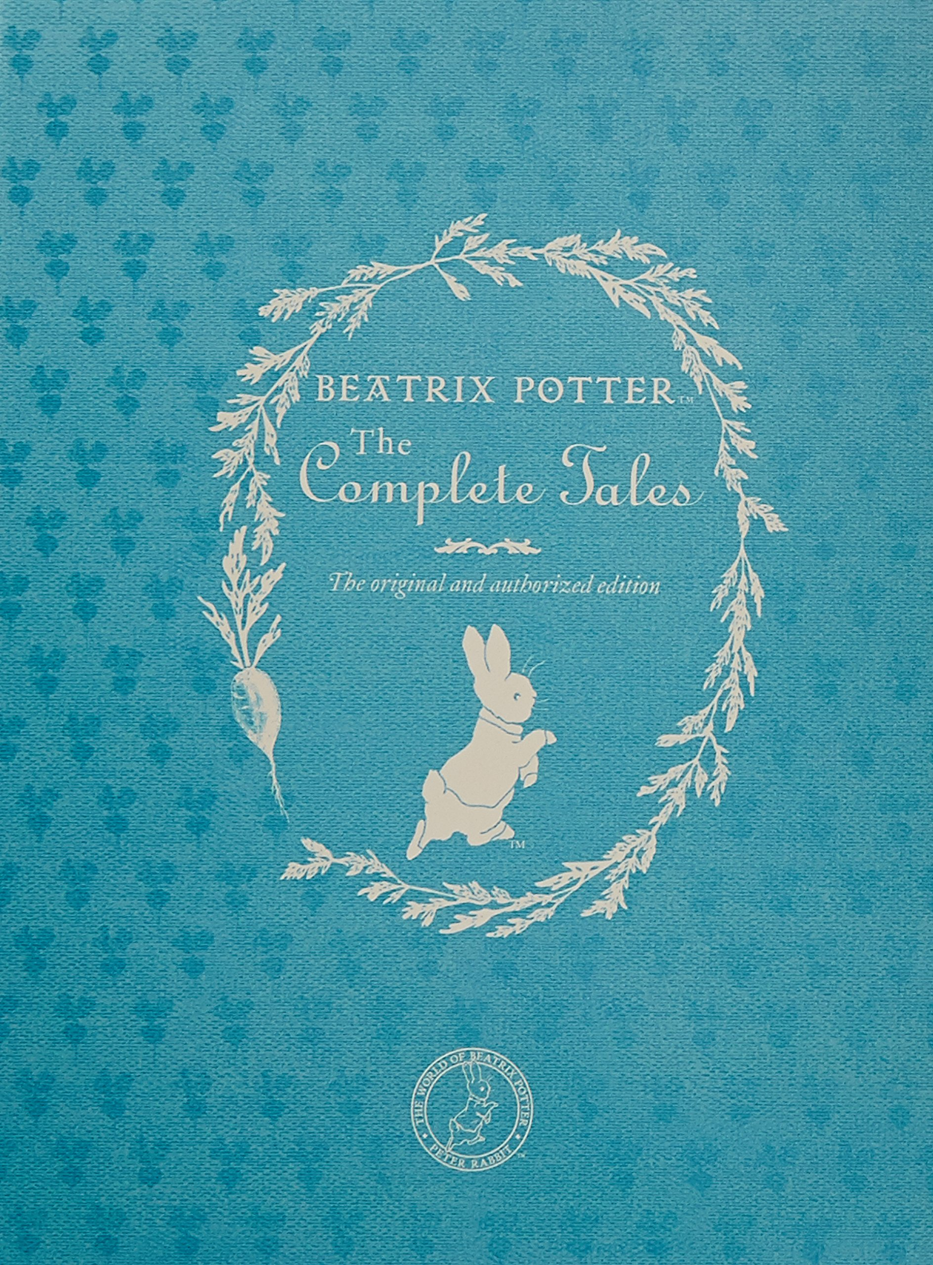 Beatrix Potter the Complete Tales (Peter Rabbit) by Frederick Warne and Company (Image #2)