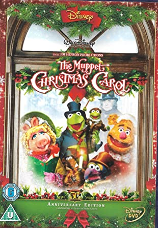 The Muppet Christmas Carol.Muppet Christmas Carol Anniversary Edition Amazon Co Uk