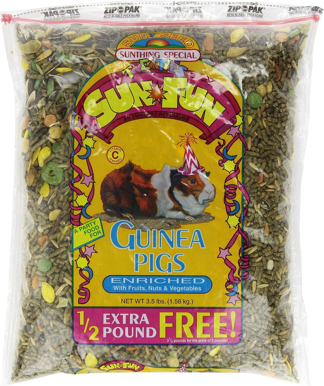 Sun Fun Guinea Pig Food