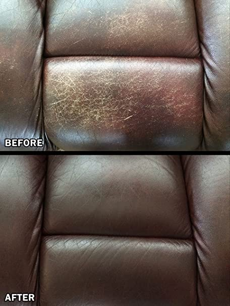 Amazon.com: LeatherNu Complete Leather Color Restoration & Repair ...