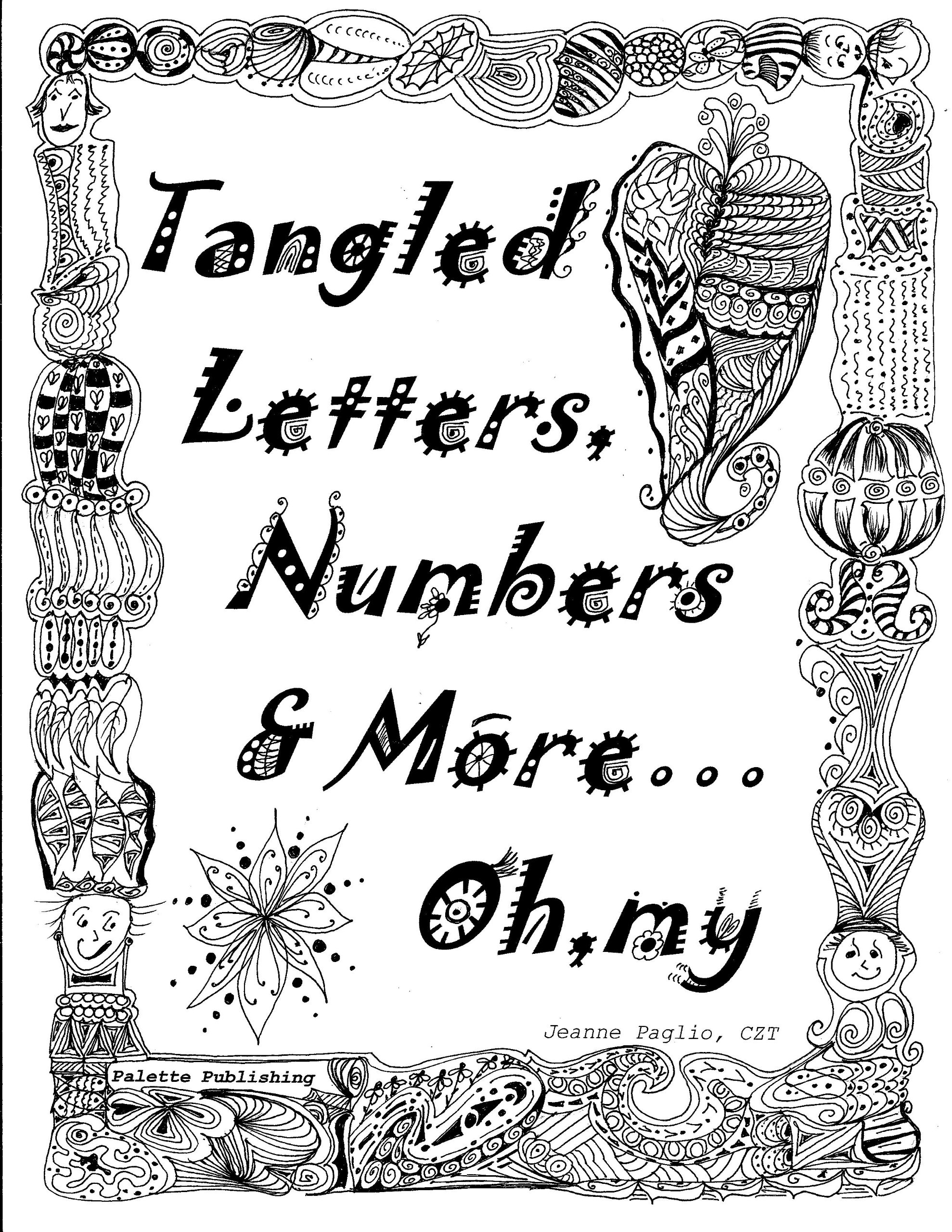 Download Tangled Letters, Numbers & More ... Oh. my pdf epub